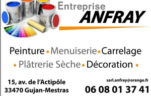 Entreprise ANFRAY